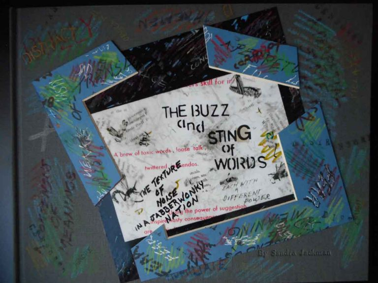 The Buzz and Sting of Words (The Texture of Noise in a Jabberwonky Nation). Sandra Jackman.
