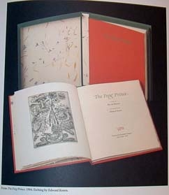 The Frog Prince: A Play. Illustrated by Edward Koren. FitzGerald, Vincent. Mamet Co., David.