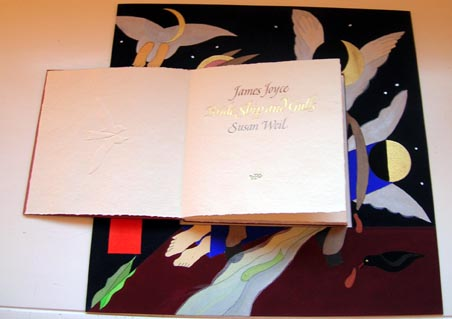 Brideship and Gulls. Illustrated by Susan Weil. FitzGerald, Vincent. Joyce Co., James.