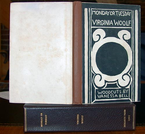 Monday or Tuesday. With Woodcuts by Vanessa Bell. Virginia Woolf.