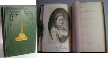 Sketch of the Life of Linda Gilbert, With Statistical Reports and Engraving of Herself. Linda Gilbert.