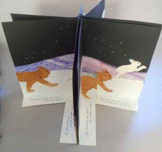 The Moon-Hare and the Lynx. Bonnie Bishop