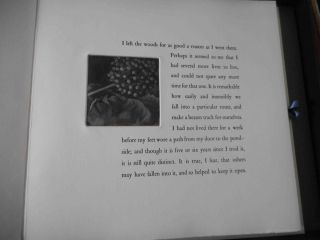 I Left the Woods. An Excerpt from the Conclusion of WALDEN. Henry David Verdigris Press. Thoreau