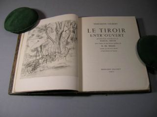 Le Tiroir entr'ouvert. With an introduction by Marcel Brion and 31 unpublished letters by R.-M....