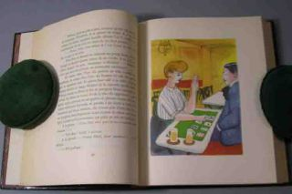 Les Linottes. Illustrations de Jean Oberle. Georges Courteline