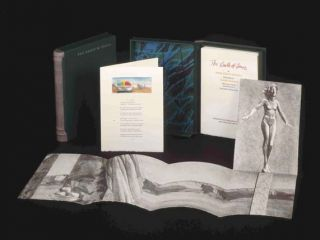 The Death of Venus. Lithographs by Mark Beard. Edited with an introduction by Michael Finegold....
