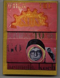 When the Sun Tries to Go On. Larry Rivers, Kenneth Koch