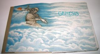 Genesis and Exodo (Exodus). Two Volumes. Ediciones Dos Amigos